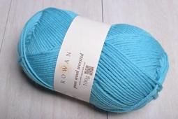 Image of Rowan Pure Wool Worsted 138 Pool Blue