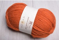 Image of Rowan Pure Wool Worsted 134 Pumpkin Orange