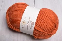 Image of Rowan Pure Wool Worsted 134 Pumpkin Orange