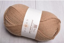 Rowan Pure Wool Worsted 104 Rich Tan