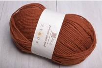 Rowan Pure Wool Worsted 106 Rust