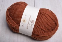 Image of Rowan Pure Wool Worsted 106 Rust