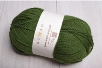 Image of Rowan Pure Wool Worsted 126 Dark Green