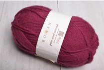 Rowan Pure Wool Worsted 123 Deep Berry