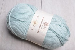 Image of Rowan Pure Wool Worsted 137 Sea Foam Green