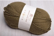 Rowan Pure Wool Worsted 105 Moss Green