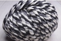 Image of Tahki Bianca 2 Black, Grey, White