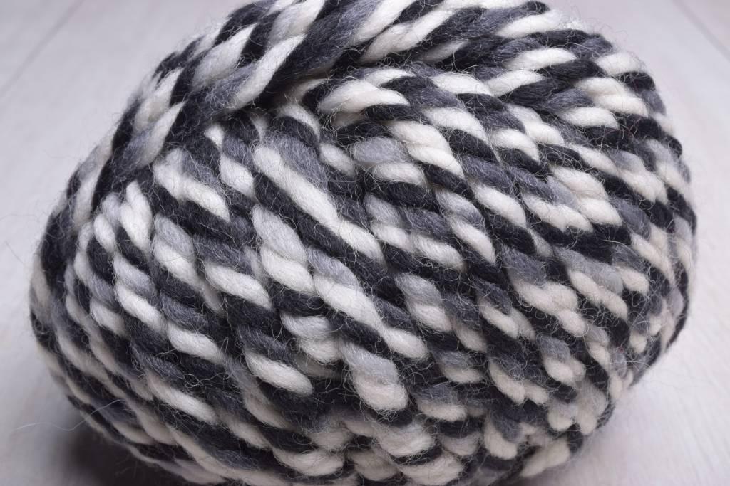 Image of Tahki Bianca 2 Black, Grey, White
