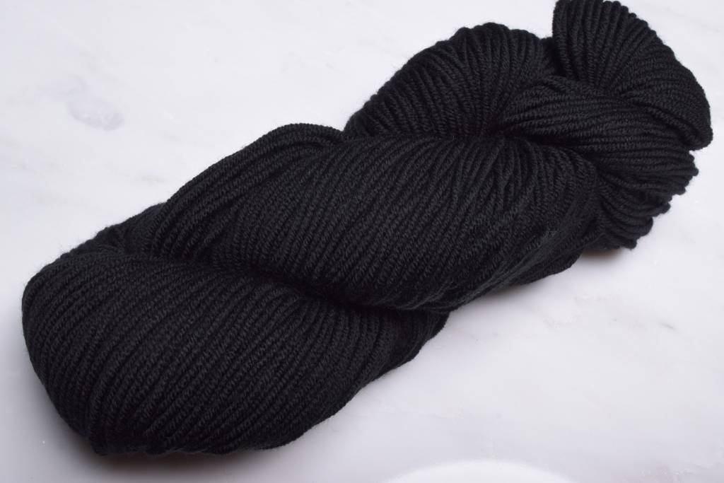Image of Plymouth Superwash Worsted 2 Black