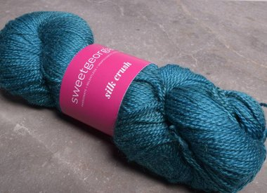 Image of Sweet Georgia Silk Crush