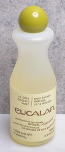 Image of Eucalan Delicate Wash Unscented 3.3 oz. (100mL)