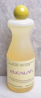 Image of Eucalan Delicate Wash Lavender 16.9 oz. (500mL)