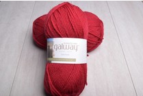 Image of Plymouth Galway Worsted 44 Cherry Red