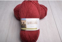 Plymouth Galway Worsted 182 Crimson Tide