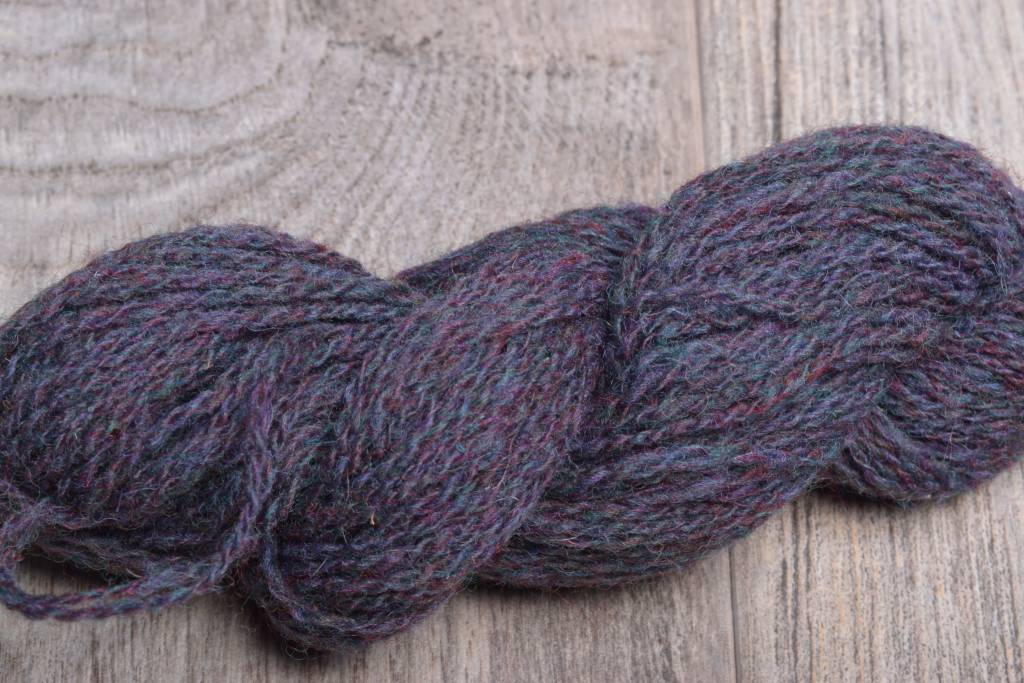 Image of Jamieson & Smith Shetland Wool FC14 Purple