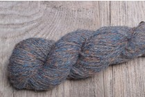 Jamieson & Smith Shetland Wool  1279 Blue Orange