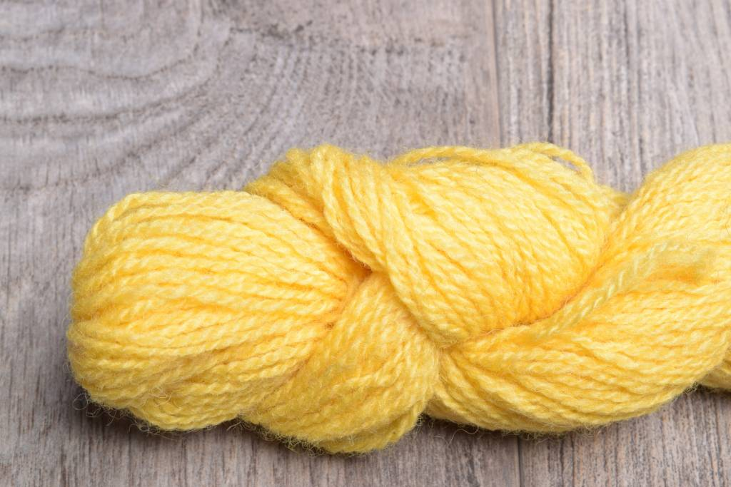 Image of Jamieson & Smith Shetland Wool  23 Buttercup