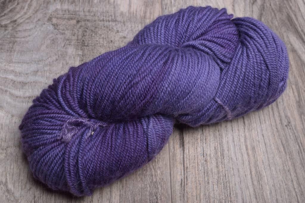 Image of Ella Rae Lace Merino Worsted 106 Dark Purple