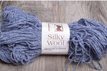 Image of Elsebeth Lavold Silky Wool 164 Twilight Blue