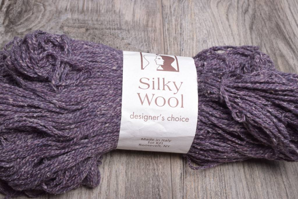 Image of Elsebeth Lavold Silky Wool 97 Faded Purple
