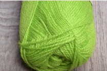 Rauma Finullgarn 4105 Bright Yellow Green