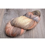 Image of Ella Rae Lace Merino 108 Orange Yellow