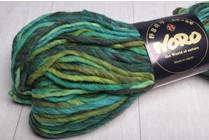 Noro Kureyon Air 332 Lime Olive Jade