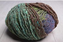 Noro Hanabatake 3 Green Purple Brown