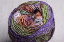 Noro Silk Garden Sock Yarn S407 Rose Purple Green