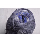 Image of Noro Silk Garden Sock Yarn S358 Grey White Purple