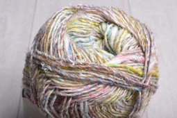 Image of Noro Silk Garden Sock Yarn S1 Yellow Natural Blue