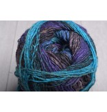 Noro Silk Garden Sock Yarn S396 Blue Purple Brown
