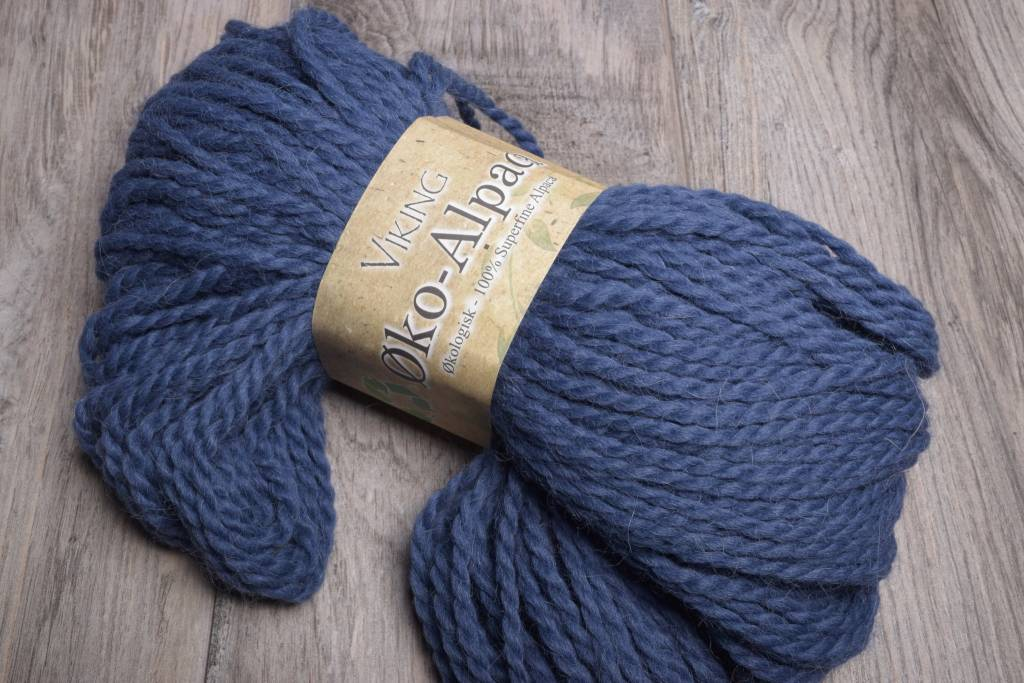 Image of Viking Eco Alpaca 426 Navy Blue