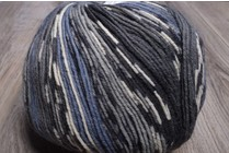 ONline Supersocke 8-Ply 1847 Grey Black White Blue