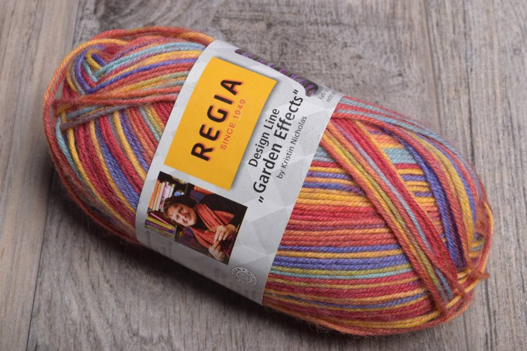 Image of Schachenmayr Regia 4 Ply Design Line 3309 Poppy Mix