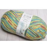 Image of Opal 4 ply Sock Yarn 8860 Green Giraffe