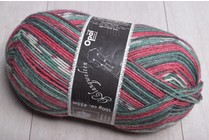 Opal 4 Ply Sock Yarn 9040 Christmas Morning