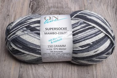 Image of Online Supersocke 6 Ply Mambo Color