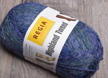 Schachenmayr Regia Highland Tweed