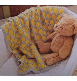 Image of 35 Knitted Baby Blankets