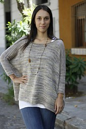 Worsted Boxy Sweater, Saturday, July 22, 11:00-1:00PM