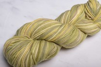 Image of Plymouth Superwash Worsted Hand Dyed 101 Lime Tango