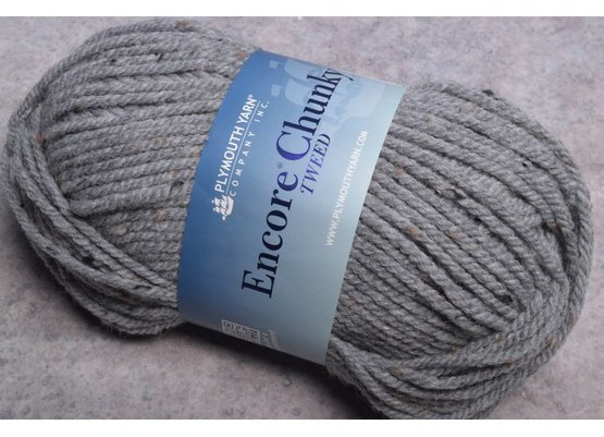 Image of Plymouth Encore Chunky Tweed
