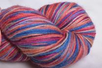 Image of Misti Alpaca Hand Paint Sock Yarn Fingering HS60 Fig Pretty