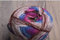 Noro Sekku 7 Brown, Turquoise, Pink