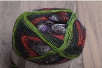 Noro Sekku 2 Orange, Black, Green