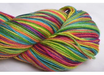 Misti Alpaca Hand Paint Sock Yarn Fingering
