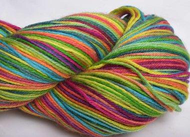 Image of Misti Alpaca Hand Paint Sock Yarn Fingering