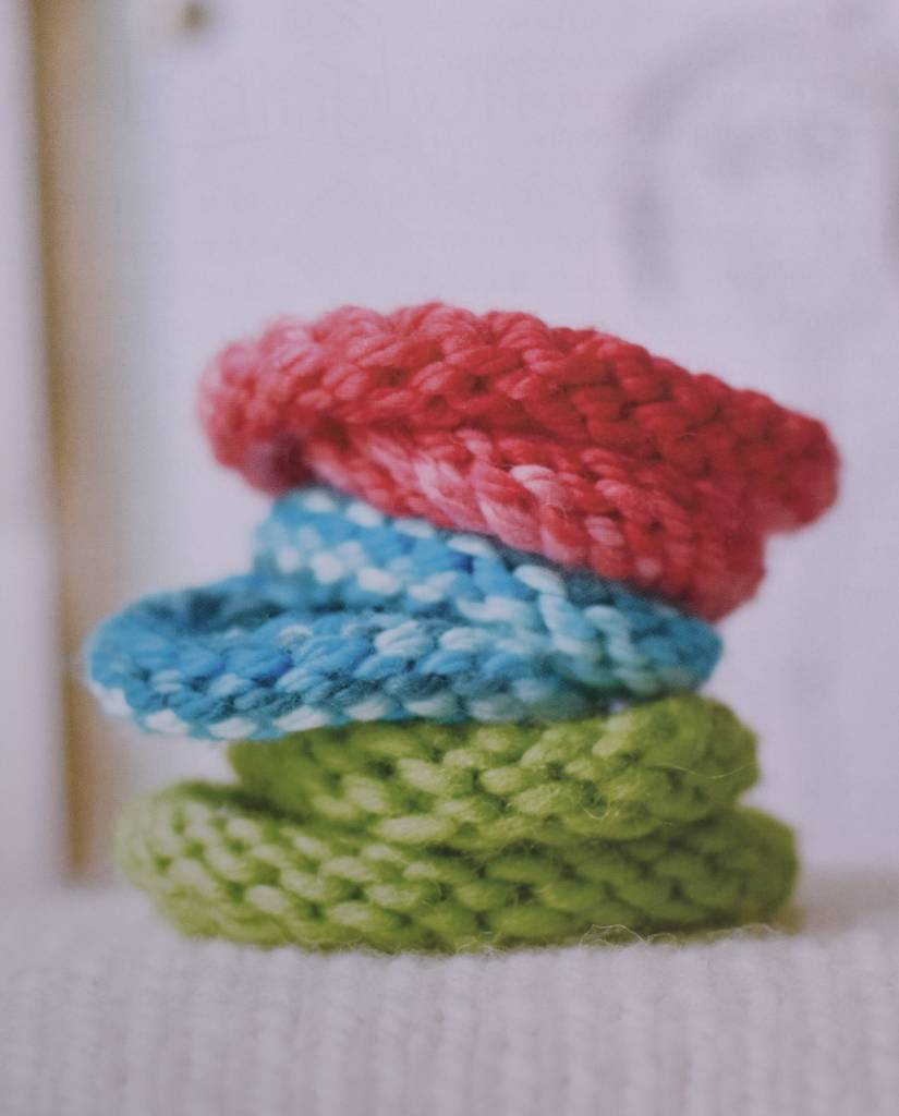 Kid's Knitting Workshop: Session 1, Wednesday, June 14, 21, 28; 4:00-5:00PM