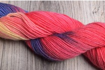 Lorna's Laces Shepherd Sock Lorikeet